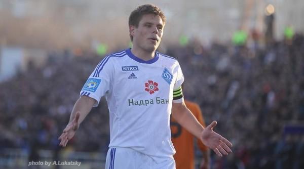 Вукоевич: Большая честь выполнять роль капитана в Динамо