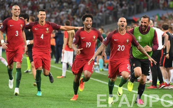 Прогноз на матч Португалия - Уэльс от букмекеров