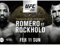 Ромеро – Рокхолд: видео онлайн трансляция боя UFC 221
