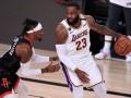 НБА: Лейкерс вышел в финал Западной конференции, обыграв Хьюстон