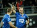 Безус забил пятый гол в сезоне в чемпионате Бельгии