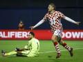 Хорватия разгромила Грецию в первом матче плей-офф за путевку на ЧМ-2018