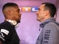 Кличко - Джошуа: яркие фото с последней пресс-конференции боксеров