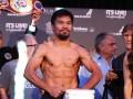 Пакьяо может вернуться в ринг в поединке с экс-чемпионом мира