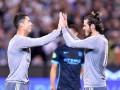 Роналду: Реал не станет играть лучше, если Бэйл отужинает у меня дома