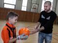 Ракицкий поздравил в Киеве детей с новогодними праздниками