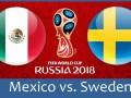 Мексика – Швеция 0:0 онлайн трансляция матча ЧМ-2018