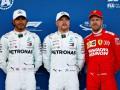 Боттас выиграл Гран-при Азербайджана, Хэмилтон - второй