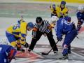 Сборная Украины проиграла Франции, утратив преимущество в три шайбы