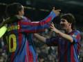 Футбол никогда не забудет твою улыбку: Месси попрощался с Роналдиньо