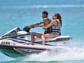 Игрок сборной Англии рассекал на водном мотоцикле во время отпуска на Барбадосе