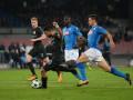 Манчестер Сити в результативном матче обыграл Наполи