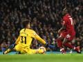 Ливерпулю не хватило сантиметров, чтобы забить Манчестер Сити