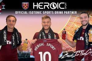 Ярмоленко получил центральную роль в рекламе нового спонсора Вест Хэма