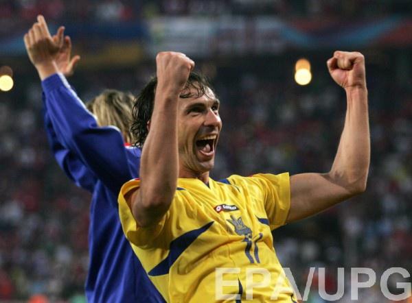 Владислав Ващук в составе сборной Украины на ЧМ-2006