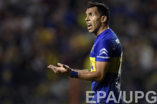 Карлос Тевес раскритиковал федерацию футбола Аргентины