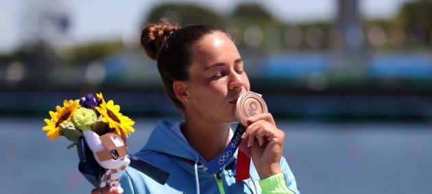 Лузан вышла в финал Чемпионата Мира в каноэ-одиночке на дистанции 500 м