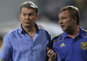 Блохин огласил состав сборной Украины на матчи с Уругваем и Чехией