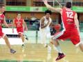 Химик в матче Кубка Европы FIBA с трудом обыгрывает Ювентус