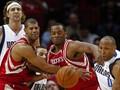 NBA: Техасские новогодние разборки