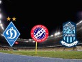 Динамо - Олимпик: видео онлайн трансляция матча чемпионата Украины