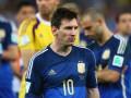 Лионель Месси стал лучшим футболистом чемпионата мира