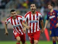 Атлетико обыграл Барселону и вышел в финал Суперкубка Испании