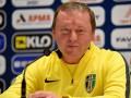 Шаран: Я доволен физическим состоянием команды перед матчем с Мариуполем