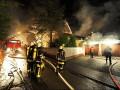 Соседка игрока Баварии не впустила футболиста в дом во время пожара на его вилле