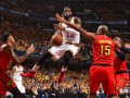 НБА: Кливленд разгромил Атланту