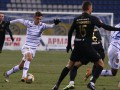 Динамо не смогло обыграть Колос в матче со скандальным судейством и двумя удалениями