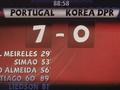 Фотогалерея: Расстрел корейских Товарищей. Португалия громит КНДР со счетом 7:0