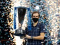 Медведев завоевал титул Итогового турнира ATP, обыграв Тима в финале