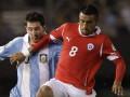 Звезду сборной Чили отчислили из команды за нарушение режима
