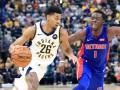 НБА: Детройт обыграл Индиану, Бруклин в овертайме уступил Миннесота