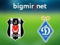 Бешикташ - Динамо Киев 1:1 Трансляция матча Лиги чемпионов