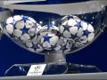 Жеребьевка Лиги чемпионов 1/8 финала: Как это было