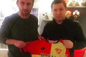 Экс-игрок Ворсклы перебрался в чемпионат Турции