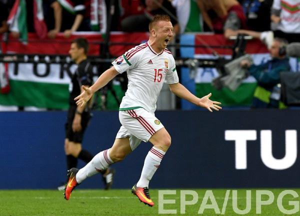 Кляйнхайслер был лучшим в матче Венгрии и Австрии