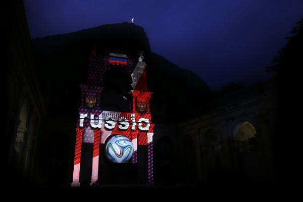 Россию определили в одну группу с Ганой и Аргентиной