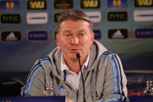 Олег Блохин ответил на вопросы