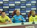 Фоменко: Нам нужно увидеть и оценить форму Селезнева, Зинченко и Бутко