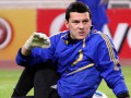 Худжамов: Это нормально, что Пятов - тренер вратарей сборной Украины