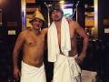 Милевский и Алиев сходили вместе в баню