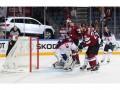 Латвия одолела Словакию и возглавила группу А на ЧМ по хоккею
