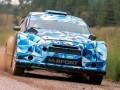 В Британии начались тесты Ford Fiesta WRC
