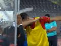 Футболист из Саудовской Аравии может сесть в тюрьму за дэб во время матча