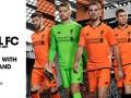 Ливерпуль представил неординарный комплект формы