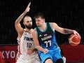 Сборная Франции обыграла Словению в полуфинале Олимпиады