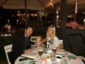 Главный тренер Атлетико с очаровательной женой провел свой последний день отпуска